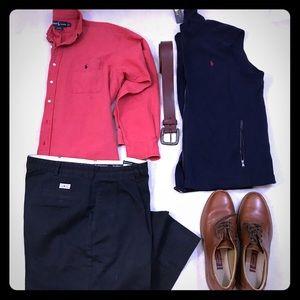 Wardrobe of Ralph Lauren Polo